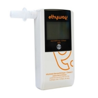 Breathalyser ETHYWAY with NF certificate
